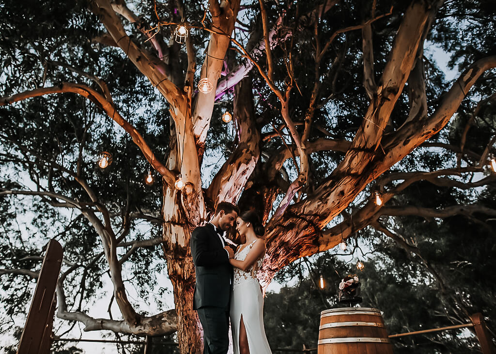 An Enchanting Wedding Shoot | Riverbrook Restaurant and Upper Reach Winery