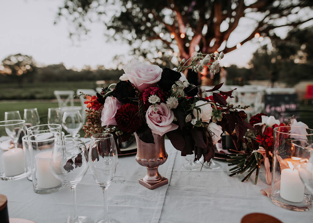 Perth Wedding Inspo - An Enchanting Wedding at Upper Reach Winery - K&CO Events Perth WA