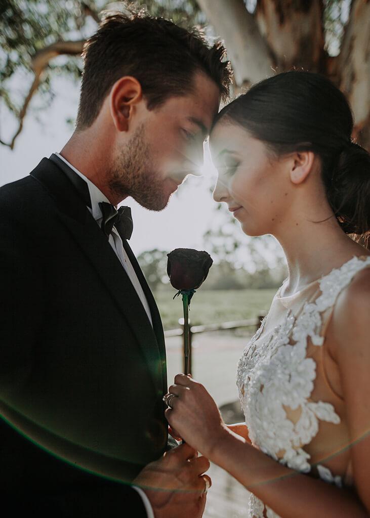 Perth Weddings - An Enchanting Wedding at Upper Reach Winery - K&CO Events Perth WA