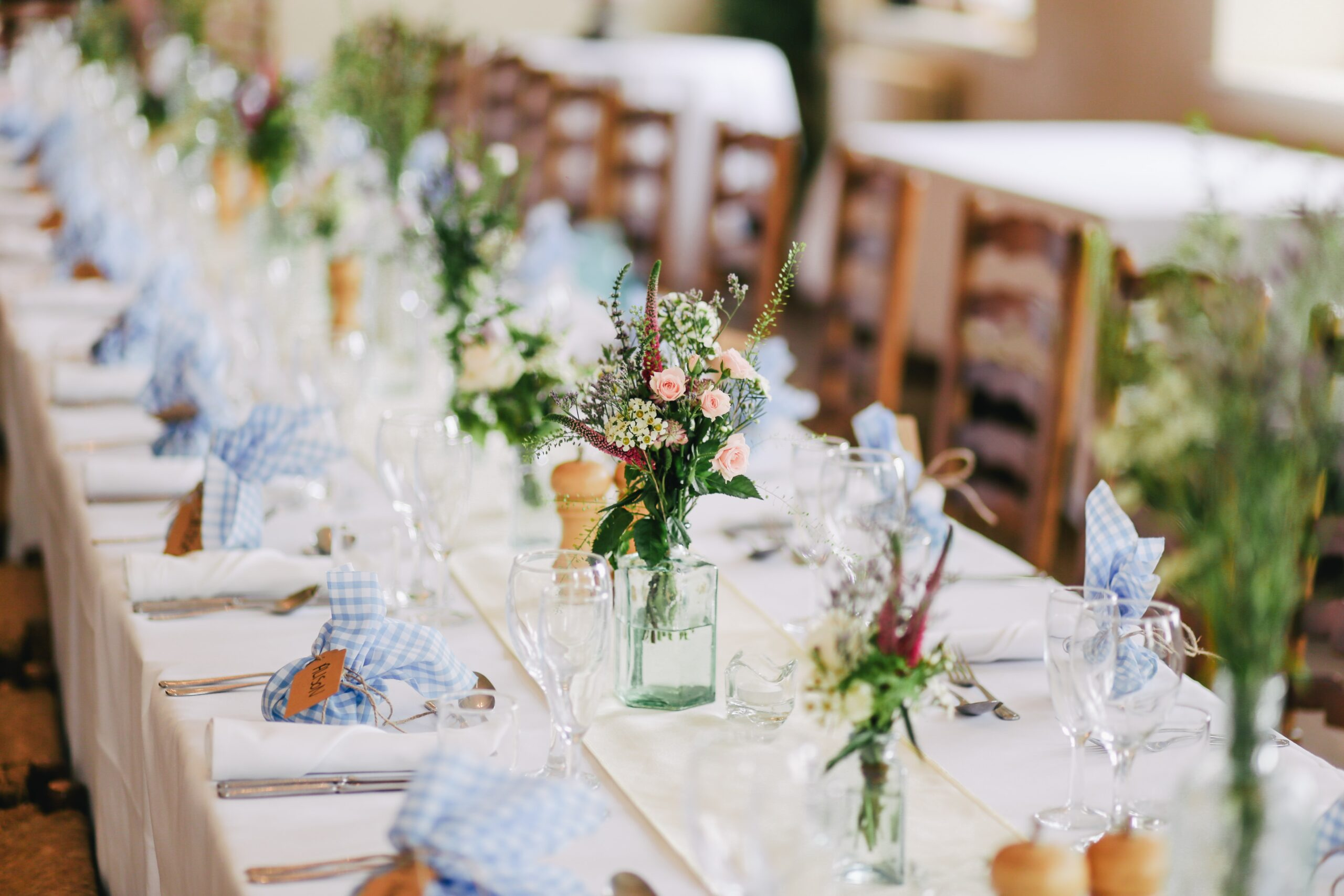 Our 5 Favourite Upscale DIY Wedding Trends
